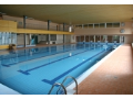 Kryt� plaveck� baz�n se slanou vodou, sportovn� centrum  Rio