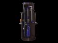 Zařízení pro tlakovou kanalizaci, tlaková kanalizace