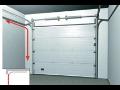 VEKRA garážová vrata Elegant výroba montáž