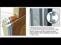 ELEGANT – garážová vrata montáž