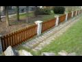 Výroba dřevěné ploty na klíč Nechanice, Nový Bydžov, Chlumec, Hořice