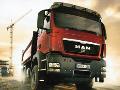 Prodej a servis vozidel MAN, stavební vozy, komunální technika, pneuservis  Zlín