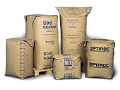 Paper sacks, refuse sacks, valve bags, the Czech Republic