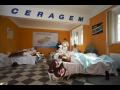 Odstranění příčin bolestí na lehátku Ceragem masáže zdarma Praha