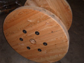 Production, export, wooden cable reels, the Czech Republic