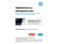 OMV poukaz za HP tonery