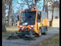 Údržba a čištění města Slaný