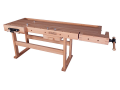 Production and sale of carpenter's benches - PRO SERIES, the Czech Republic
