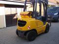 Moravia Manipul - technická kontrola vzv,  technické kontroly, revize vysokozdvižných vozíků, Brno