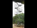 Dodávka, prodej schodišťové věže Cuplok, R-modul Ostrava, Brno, Praha