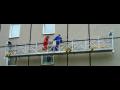 Pronájem závěsné lávky TITAN - pojízdné pracovní plošiny