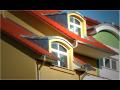 Rekonstrukce, realizace střech, střešní krytiny, pálená taška, okapové systémy, bednění Nový Jičín