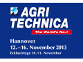 Pozv�nka na veletrh zem�d�lsk� techniky AGRITECHNICA 2013