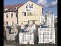 Chemické hospodářství - Dávkovací stanice