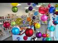 Ruční výroba skleněných vánočních ozdob - figurky, baňky, na zakázku