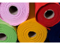 Production of felts Brno, nonwoven filter insulating decorative fabrics, technical masonry footwear felts, the Czech Republic