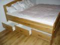 Výroba nábytku, zaměření zdarma, masivní postele, schodiště, zahradní nábytek, pergoly Opava
