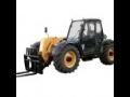 Stroje Cat pro zemědělství prodej Praha