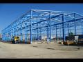 Výroba, montáž ocelové konstrukce střech Zlín, Kroměříž, Slovensko