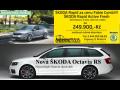 Akční nabídka Škoda Rapid za cenu Fabia Combi Praha
