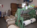 Tkaniny pro gumárenský, chemický, farmaceutický, potravinářský, zemědělský průmysl