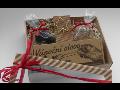 Prskavky a vánoční dárkové balíčky