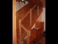 Dřevěné schodiště Kostelec, Vamberk, Rychnov, Žamberk, Letohrad