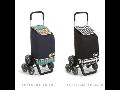 Prodej eshop, Nákupní tašky na kolečkách TRIS 3+3