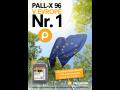 Akce; parketový lak  PALLMANN PALL-X 96 + 10% EXTRA