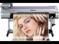 Výkonné velkoplošné solventní tiskárny Mimaki pro profesionální využití