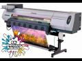 Velkoplošné latexové tiskárny  japonské značky Mimaki, latexový tisk