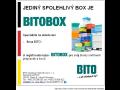 BITOBOX, p�epravky, boxy, z�sobn�ky, reg�ly, skladovac� technika Praha