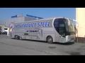Autobusová doprava do zahraničí, přeprava tuzemská - vhodné pro větší skupiny osob