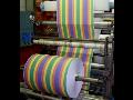 STEPA – Bedruck von Rolle auf Rolle, Längsschneiden von Papier, Foliendruck, die Tschechische Republik