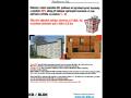 Betonové plotovky, tvarovky, face block Šumperk