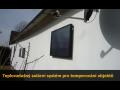 Solární systémy pro vysoušení objektů.