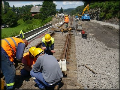 Rekonstrukce železničních vleček Hradec Králové, Pardubice, Náchod