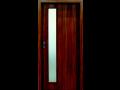 Výroba dveře posuvné, protipožární, laminované, zárubně