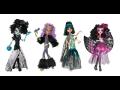 Panenky Monster High ovládnou Vánoce