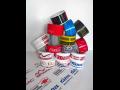 Výroba potištěných balících a vytyčovacích pásek Zlín