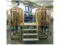 Pivovarsk� za��zen�, technologie pro pivovary a minipivovary, NEREZ Blu�ina, s.r.o.