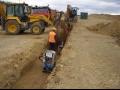Strojní vybavení pro stavby od Vodohospodářské stavby Javorník