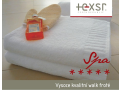 Hotelový a wellness textil.