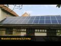 Fotovoltaick� elektr�rna 5,0 kWp na kl��