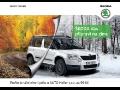 Zimní servisní prohlídky pro vozy Škoda, Volkswagen, Audi, Seat Ostrava a Opava