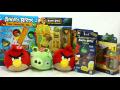 Hračky Angry Birds jsou ideálním dárkem pro fanoušky