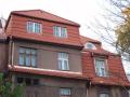 Realizace střech pokrývačské tesařské klempířské práce opravy střech Liberec.