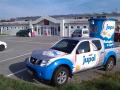 Prodej malířské barvy JUPOL Opava