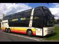 Autobusov� doprava, dopravn� spole�nost, luxusn� zahrani�n� autobusy Uhersk� Hradi�t�