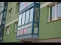Zasklení lodžií a balkonů